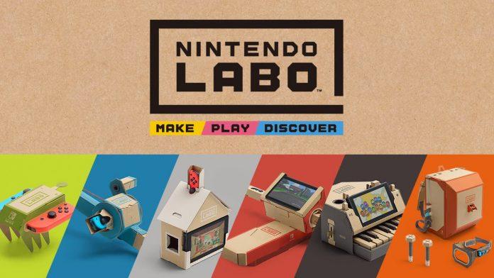 Nintendo Labo Accessories