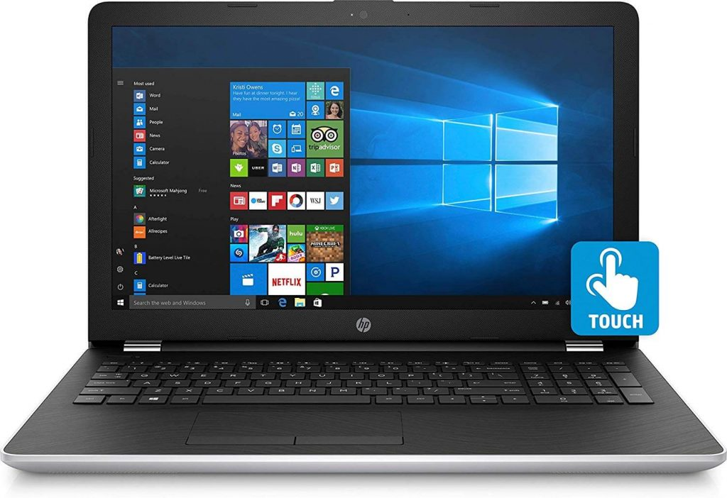 2018 HP Touchscreen Laptop