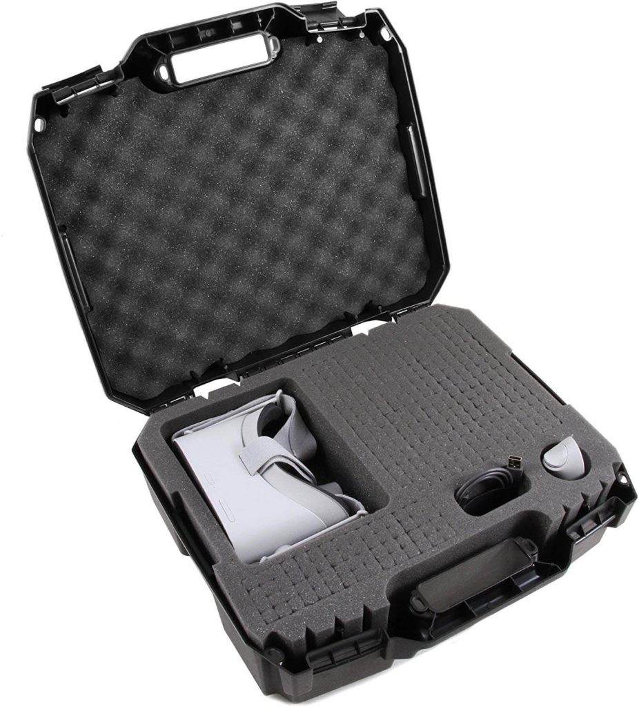 Casematix XL VR Headset Case