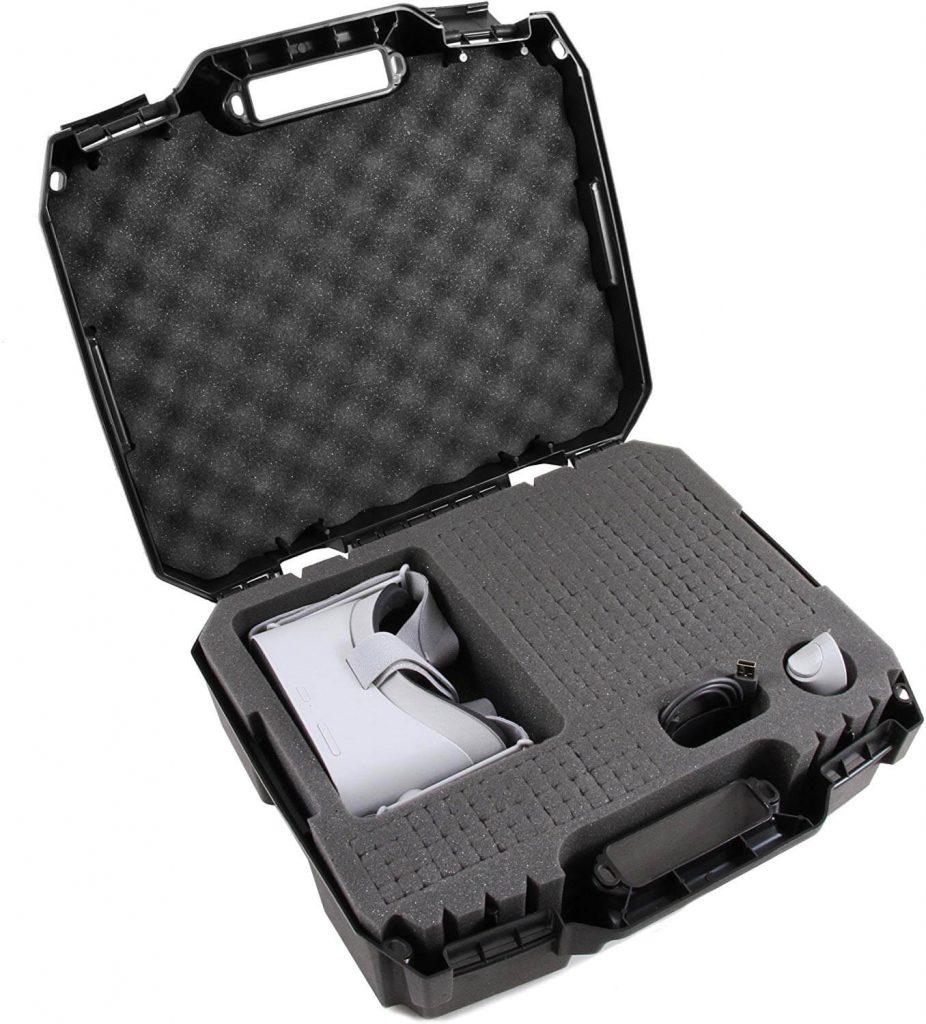 Casematix XL VR Headset Case