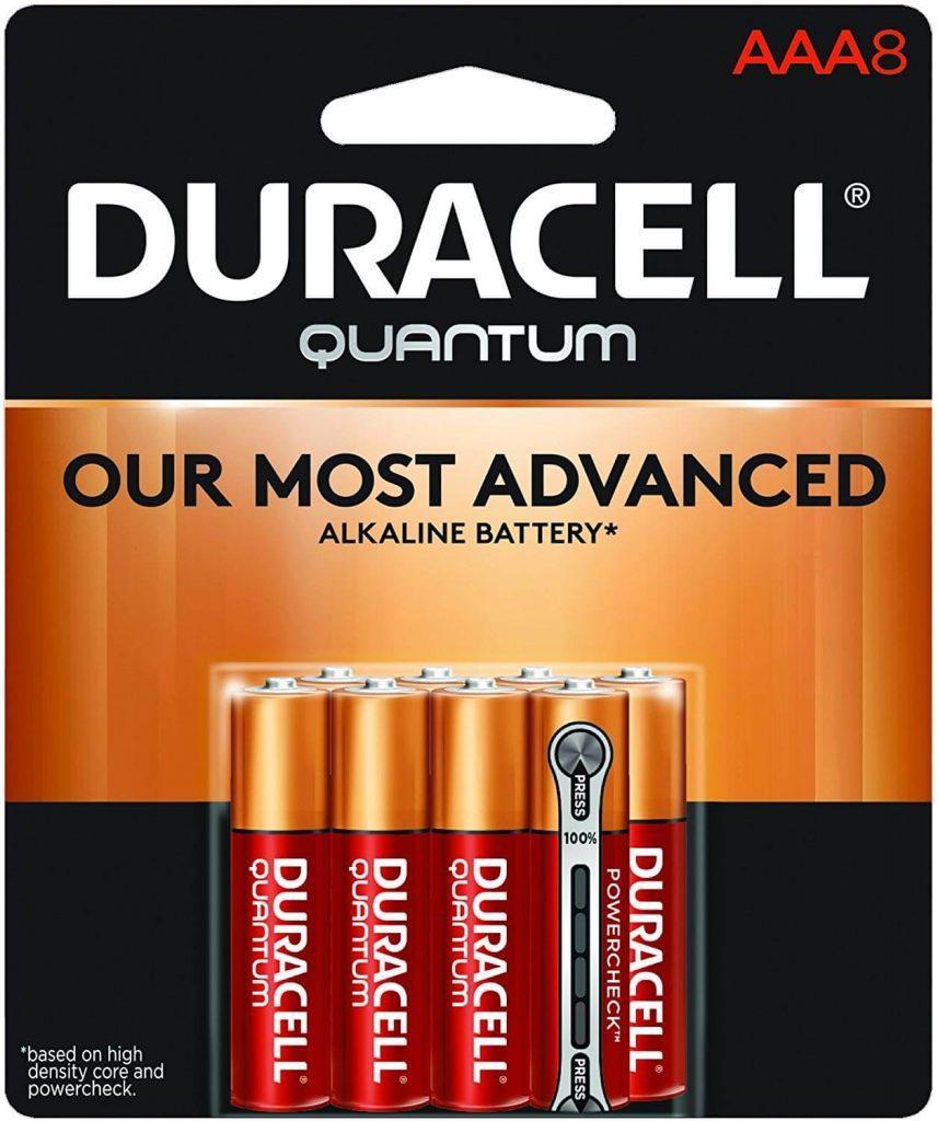 Duracell Quantum AAA
