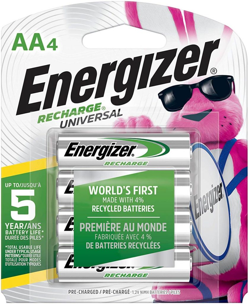Energizer Rechargeable
