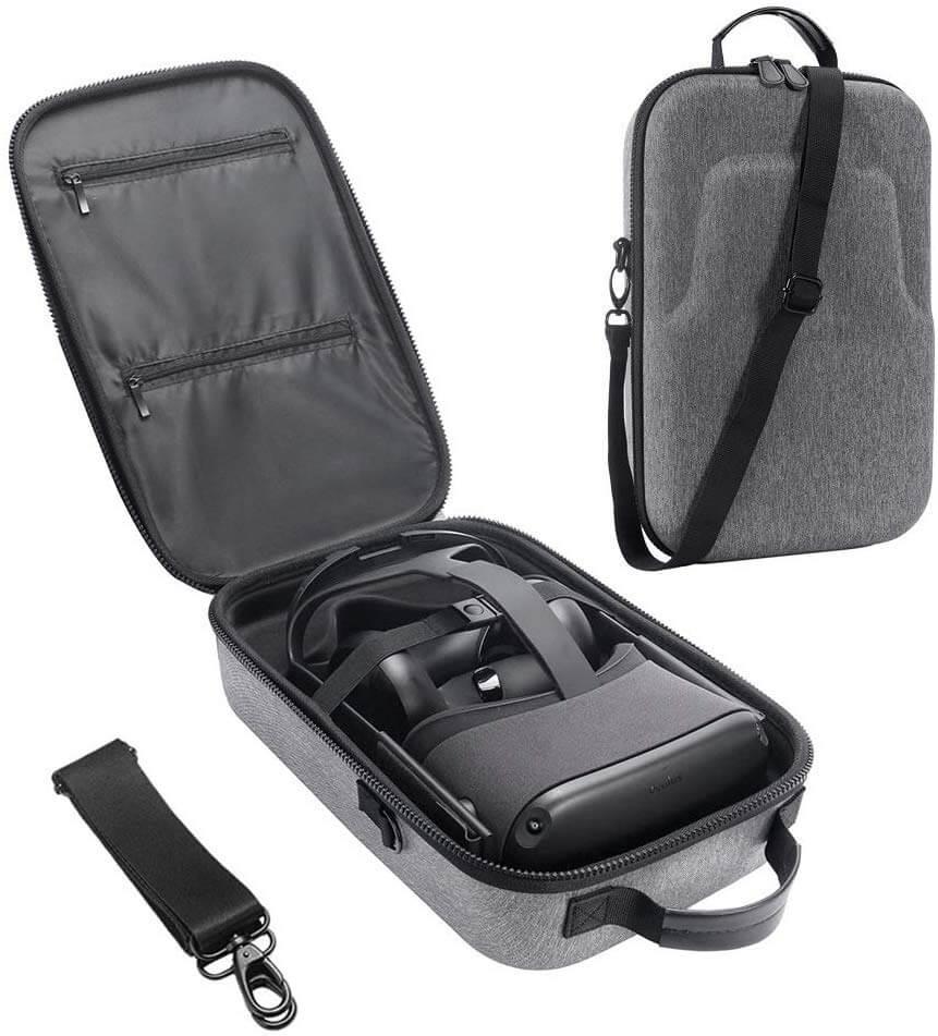 Hijiao Hard Travel case