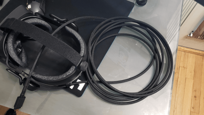 Valve Index Replacement Cables