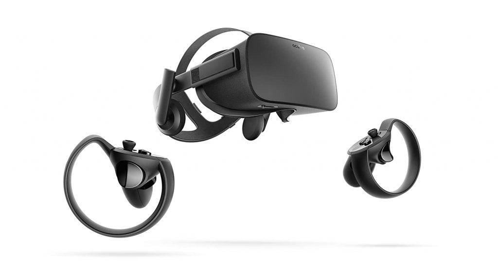 The Rift Touch Controllers