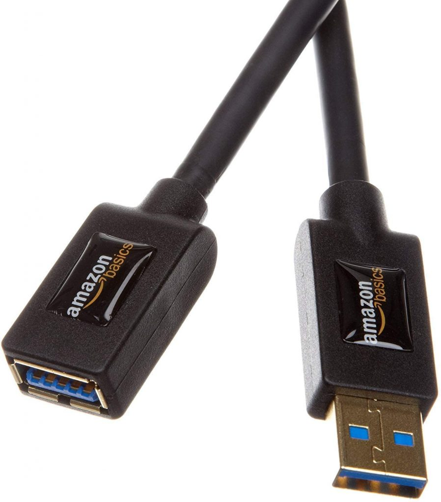 Amazon Basics USB 3.0 Extension Cable